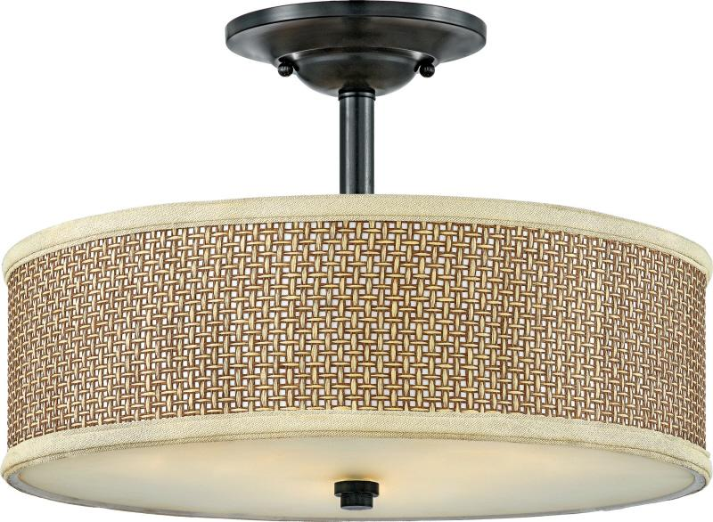 Semi flush mts lighting fixtures josephs electrical center semi flush mts aloadofball Choice Image