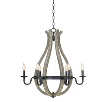 Savoy House 1-9260-6-112 - Carrolton 6 Light Chandelier