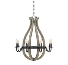 Savoy House 1-9261-8-112 - Carrolton 8 Light Chandelier