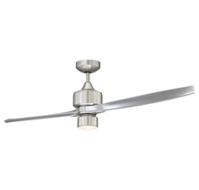 "Savoy House 56-5065-2SV-SN - Payson 56"" 2 Blade Ceiling Fan"