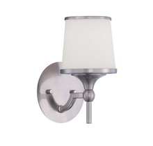 Savoy House 9-4383-1-SN - Hagen 1 Light Sconce