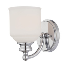 Savoy House 9-6836-1-11 - Melrose 1 Light Bath Bar