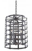 Kalco 7403VI - Townsend 3 Light Lantern
