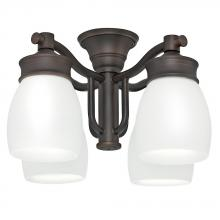 Casablanca Fan Co. 99090 - Outdoor Four-Light Brushed Cocoa Fixture