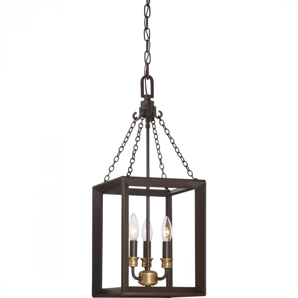 Brook Hall Mini Chandelier
