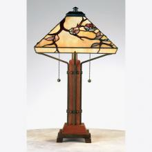 Quoizel TF6898M - Tiffany Table Lamp