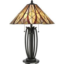 Quoizel TFVY6325VA - Victory Table Lamp