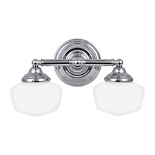 Sea Gull 44437-05 - Two Light Wall / Bath