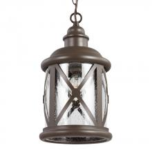 Sea Gull 6221401-71 - One Light Outdoor Pendant