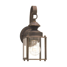 Sea Gull 8456-71 - One Light Outdoor Wall Lantern
