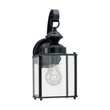 Sea Gull 8457-12 - One Light Outdoor Wall Lantern