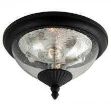 Sea Gull 88068-12 - Two Light Outdoor Ceiling Flush Mount
