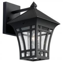 Sea Gull 88132-12 - One Light Outdoor Wall Lantern