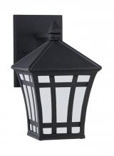 Sea Gull 89131-12 - One Light Outdoor Wall Lantern