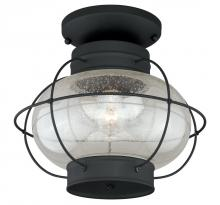 "Vaxcel International T0144 - Chatham 13"" Outdoor Semi-Flush Mount"