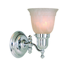 Vaxcel International WL28961CH - Swing Arm 1L Wall Light