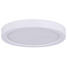"Canarm LED-SM11DL-WT-C - LED Disk, LED-SM11DL-WT-C, 11"" White Color, 22W Dimmable, 3000K, 1540 Lumen, Surface Mounted, Li"